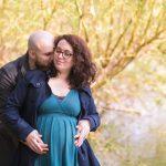Séance grossesse Lizzy et Yvon